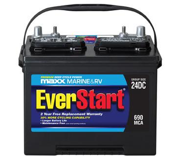 2000 honda accord battery