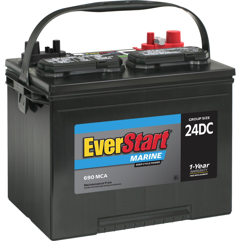Walmart Battery Finder #1: 24DC