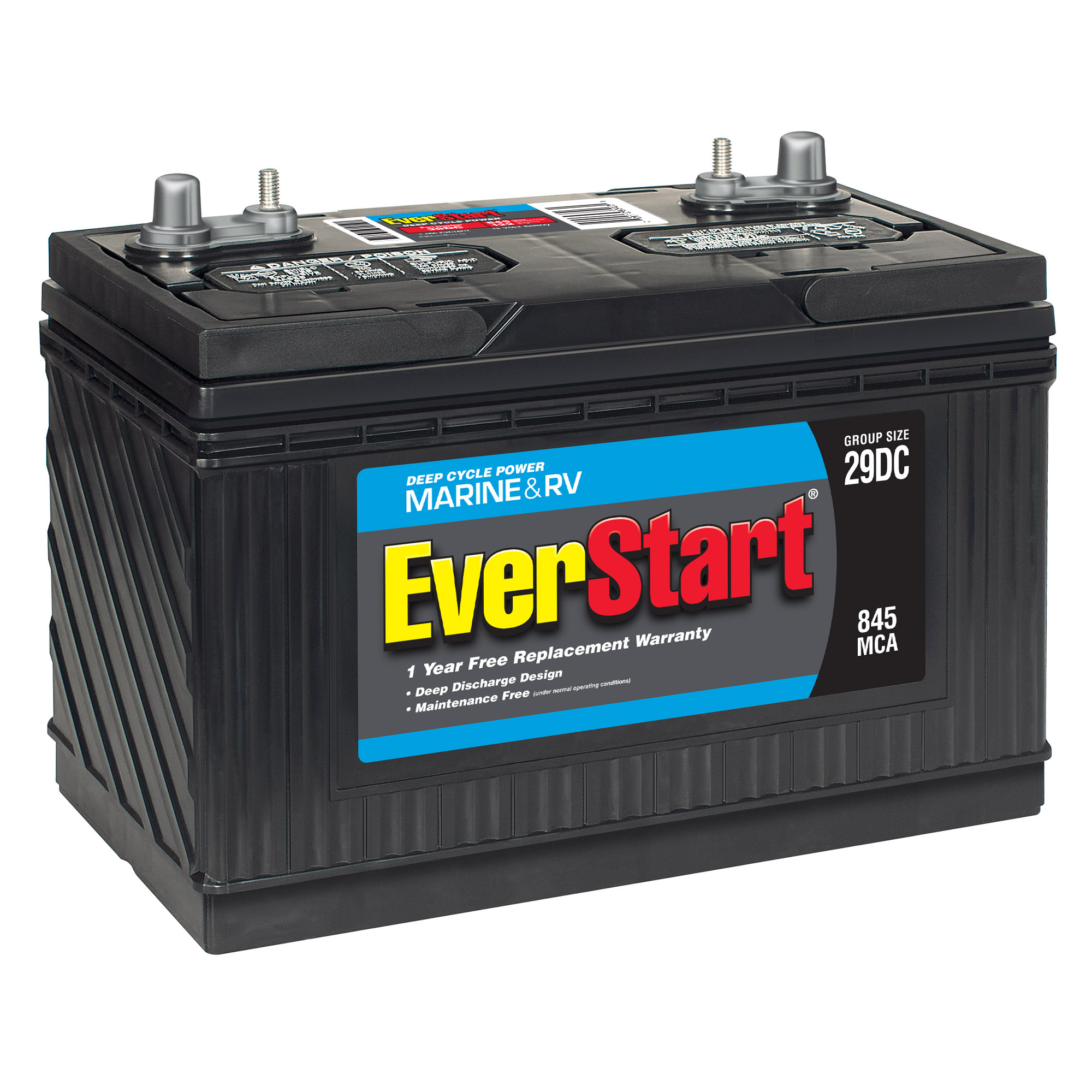 Everstart Battery Warranty >> Walmart Battery Finder
